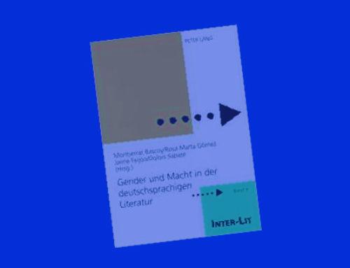 Gender und Macht in der deutschsprachigen Literatur
